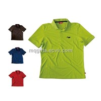 Polyester Polo Shirt for Men