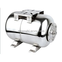 pressure tank for water pumps