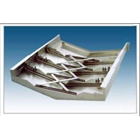 stainless steel plate for machine tools guide shield
