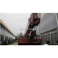 Truck Used 80t Kato Crane in Shanghai Sale