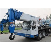 Used Lifting Machinery Tadano 90t Cranes