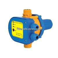 air pressure control for water pumps