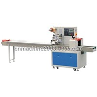 auto-horizontal packing machine,  pillow packing machine