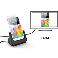 Cover-mate Desktop HDMI Cradle Charger for Samsung Galaxy S4 i9500