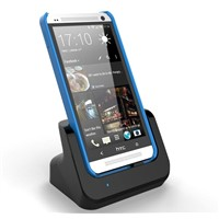 Cover-mate Desktop USB Cradle Charger for HTC ONE M7