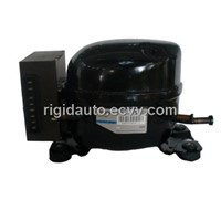 R134A 12V/24V Electric DC Compressor for car and boat portable mini refrigerator (QDZH30G)