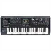 Roland V-Synth GT Synthesizer Keyboard Version 2.0 Display Model