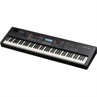 Yamaha MOX8 88-Key Synthesizer Workstation W/Piano Action
