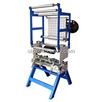 Single Color Online Rotogravure Printing Machine