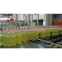 refined sunflower oil, palm oil and soybean oil