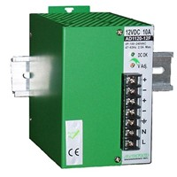 DIN Rail Power Supply, 120W, Single Output, Custom Power Supply