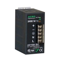 DIN Rail Power Supply, 48W, Single Output, Custom Power Supply
