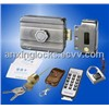 2012 newset card access door lock with remote AX062 card reader door lock