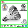 E27 COB Par30 led spotlight UL ETL CE ROHS listed