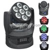 stage light - ETY-117 7pcs Quad LED wash moving head light