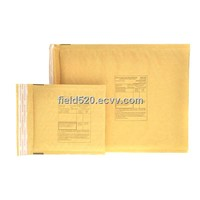 100% Recyclable Self Sealing Gold Kraft Bubble Envelope