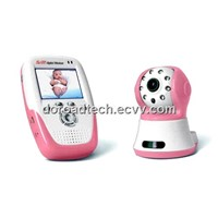 2.5 inch 2.4Ghz Night Vision Wifi Digital Wireless Baby Monitor