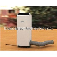 5000BTU solar powered cooling solar air conditioner
