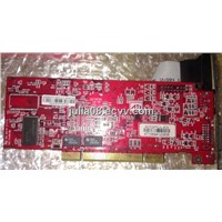 ATM machine parts NCR 6625 UOP PCI GRAPHICS CARD 009-0022407