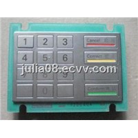 ATM  machine  parts Wincor EPPV4 keyboard 01750056332