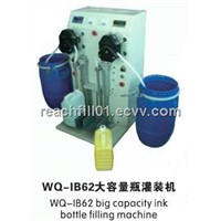 Big Capacity Ink Bottle Filling Machine (WQ-IB62)