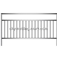 Crowd Control Barriers/Crowd Control Fencing Frame Size 20mm