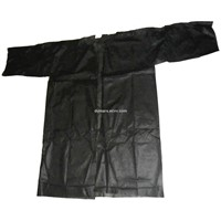 Disposable non-woven Kimono customized size and colors are accepted