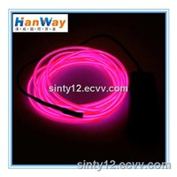 EL Small Colorful  Wire Light  for decoration