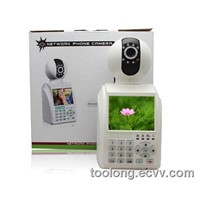 Free Videl Call WiFi Network Phone IP Camera