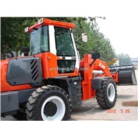 Heavy Construction Machinery ZL30FS With EPA and Hydraulic Torque Converter