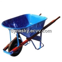 Heavy Duty Wooden Handle Wheelbarrow-WH7808