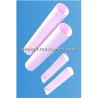 High Alumina Ceramic Furnace Tube