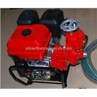 High Pressure Portable Fire Pump