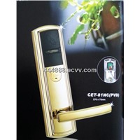 Hotel card Lock for hotel,home,school,residential district,apartment etc