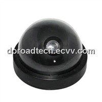 Indoor Dummy Dome Camera (With LED Light)