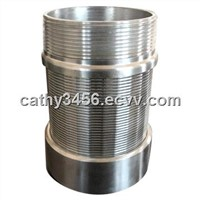 Jonhson Wedge Wire Screen Filter Pipe
