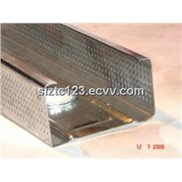 Light gauge steel keel