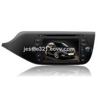 NEW Kia ceed 2012 car dvd player with GPS Navi, Bluetooth, IPOD,TV,Radio,RDS,3G usb host