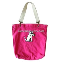 Pet Bag(KM-CAB0024), Canvas Bag, Dog Bag, Pet Carrier Bag