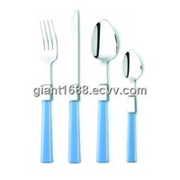 Plastic Handle Cutlery