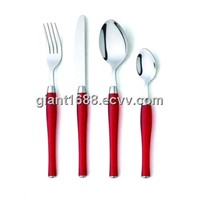 Plastic Handle Cutlery G603
