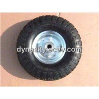 Pneumatic Tyre Rubber Wheel (PR1014) for Hand Truck