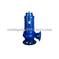 QW series submersible Sewage Pump