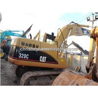 Second-hand Excavator CAT320C