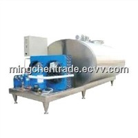 Stainless Steel Milk Cooling Tank / Milk Cooler