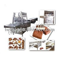 TKJ-450 CHOCOLATE COATING MACHINE