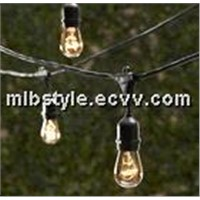 UL outdoor patio String lights