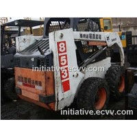 Used  BOBCAT Skid Steer Loader 853