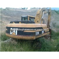 Used Crawler Excavator CAT 320B