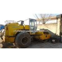 Used Single-Drum Vibratory Road Roller Dynapac CA25